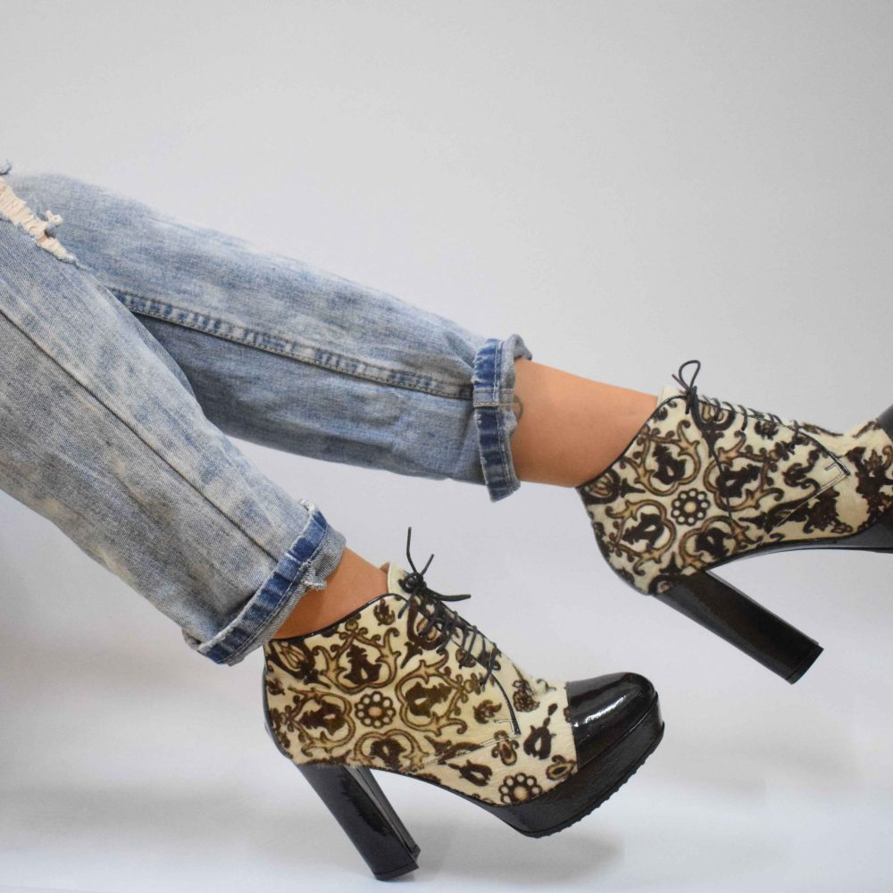 selective ankle boots