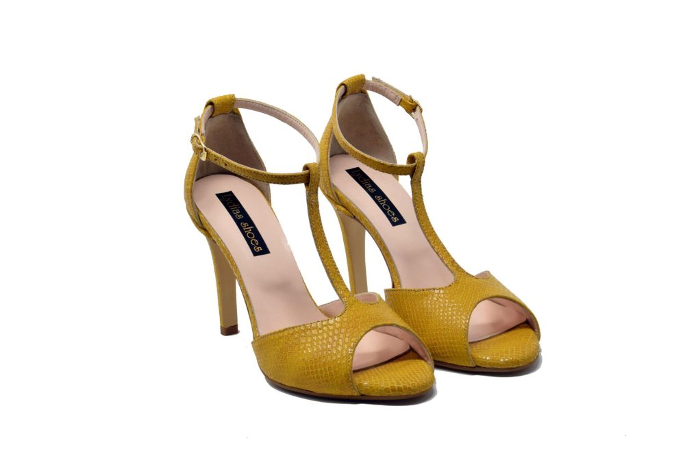 Lydia's high heels sandals